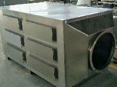 不锈钢活性炭除臭设备