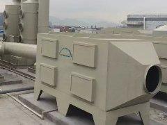 活性炭吸附净化除臭设备